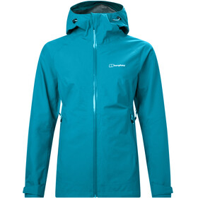 Berghaus Ridgemaster Vented Shell Jacket Women Tahitian Tide